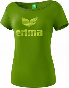 ESSENTIAL T-Shirt Damen - twist of lime/lime pop