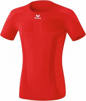 FUNCTIONAL T-Shirt Kinder - rot